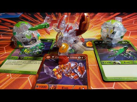 Bakugan Battle Planet: ***DIAMOND*** CYNDEOUS ULTRA 3 PACK