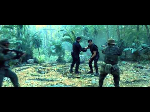 The Expendables 2 Movie Clip Loaded Official [HD]