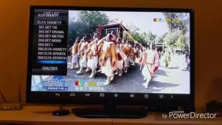 review myiptv 8 june 2016 303 channels