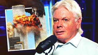 David Icke tells True Geordie 9/11 was a Controlled Demolition