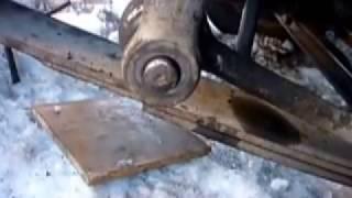видео Рулевой редуктор на Газель: диагностика и ремонт