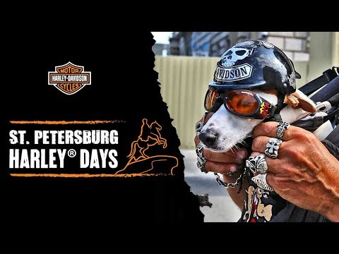 7. St. Petersburg Live: Harley Days 2019