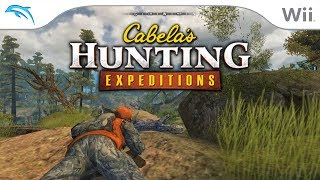 Cabela's Hunting Expeditions   Dolphin Emulator 5.0-9156 [1080p HD]   Nintendo Wii