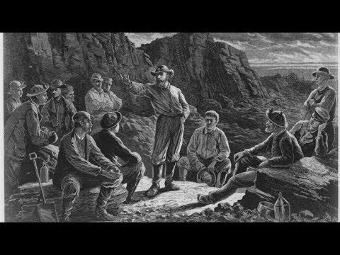 In Search Of History - The True Story Of The Molly Maguires (History Channel Documentary)