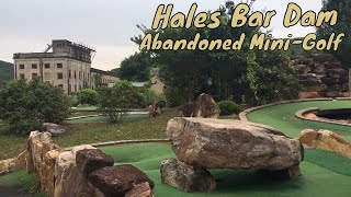 Hales Bar Dam Abandoned Mini-Golf