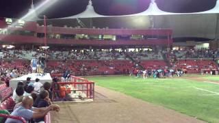 Flash Mob FRONTERA, DESERT EAGLE PRODUCTIONS, COHEN STADIUM DIABLOS.