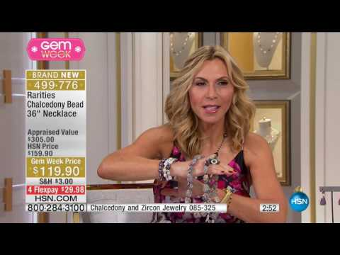 HSN | Rarities Fine Jewelry with Carol Brodie 10.18.2016 - 01 PM