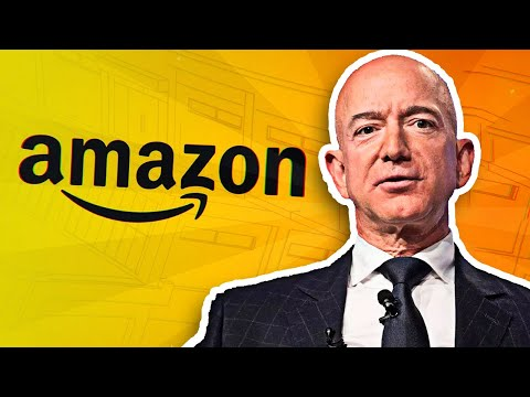 How Jeff Bezos Built Amazon