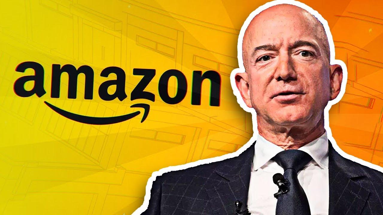 Како Џеф Безос го изгради Амазон?