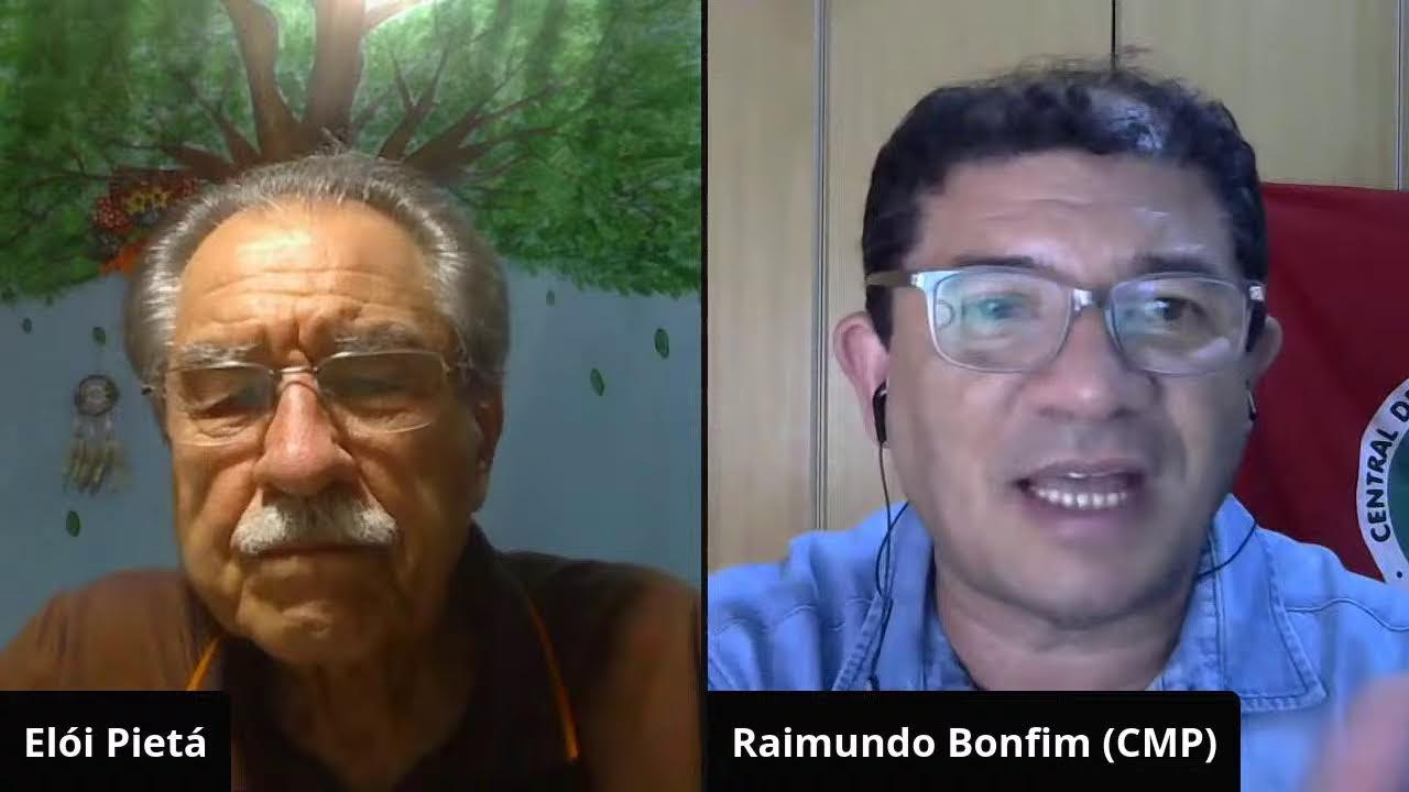 FIQUE LIGADO: ELÓI CONVERSA COM RAIMUNDO BOMFIM SOBRE SOBRE AS MANIFESTAÇÕES DO 7 DE SETEMBRO