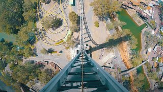 Tower of Terror 2 POV (Point of View) - Ultra HD (4K) - Dreamworld, Gold Coast, Australia