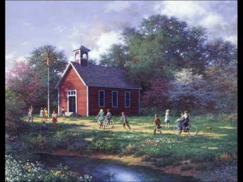 Little Country School House - Cye Brown