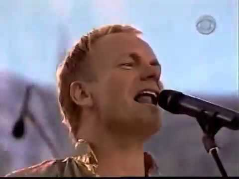 cheb mami feat Sting Desert Rose Roxanne Super Bowl 2001
