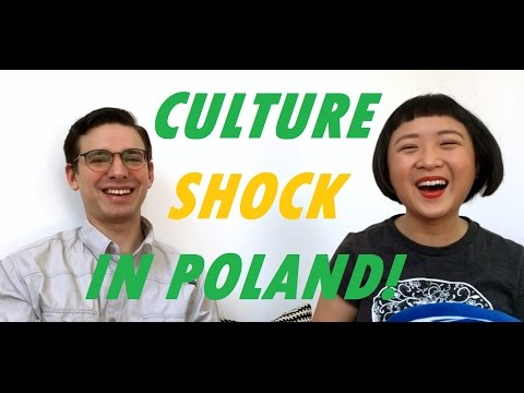 MATSAN | How's it like living in Poland | Culture Shock