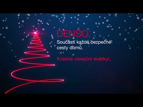 DENSO Part Of Every Safe Journey Home_CZ