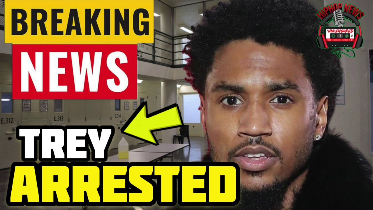 Trey Songz arrested at Kansas City Chiefs game after physical ...
