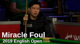 Great Decider | Zhao Xintong vs Scott Donaldson | 2019 English Open R1