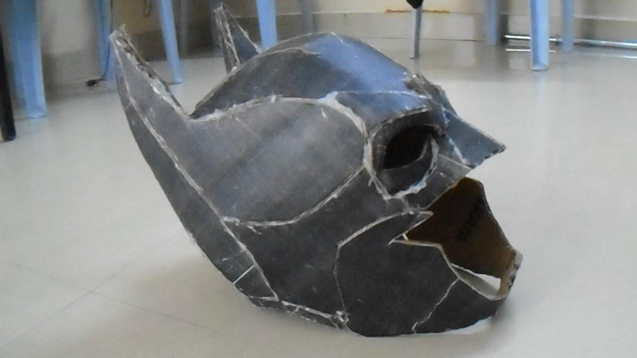 diy batman mask helmet cosplay summer episode 3 gulli boizz