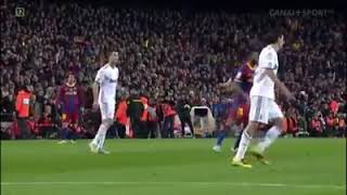 Watch the main reason why Sergio Ramos hate Lionel messi