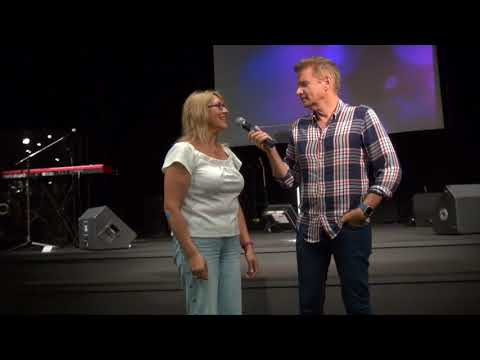 Woman's two sons healed of arm nerve pain & bladder condition - John Mellor Healing Ministry