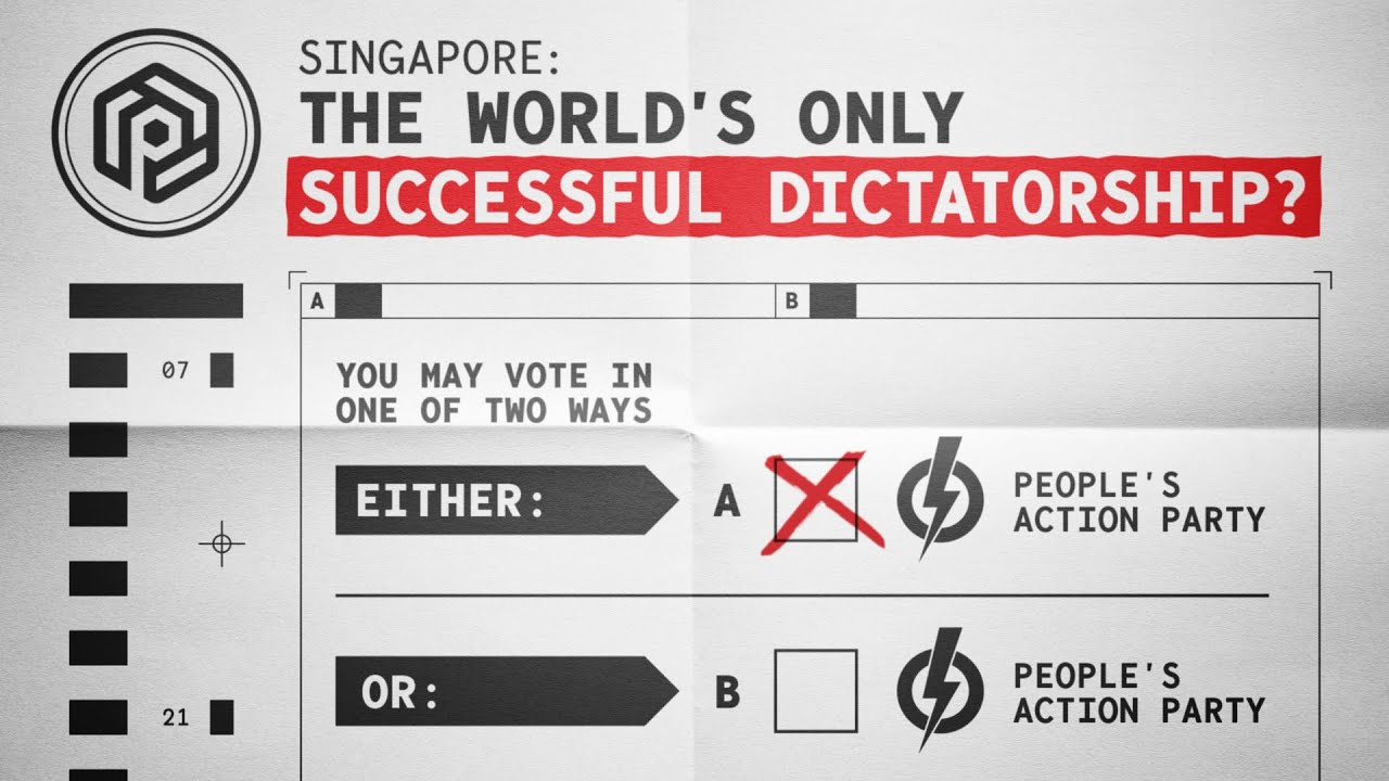Singapore: The World's Only Successful Dictatorship?