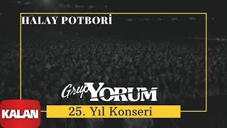 Grup Yorum - Halay Potbori [ Live Concert © 2010 Kalan Müzik ]