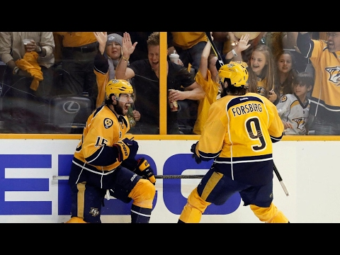 Predators pound Penguins in Game 3 to get back into series