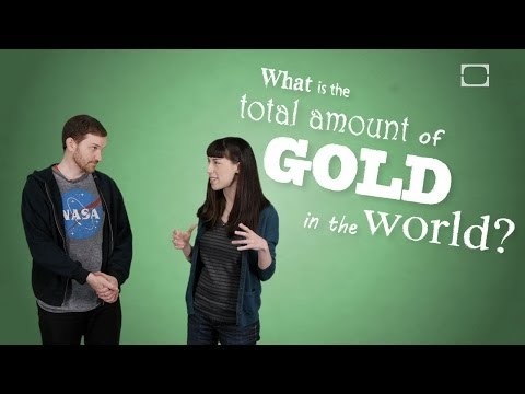 What Is The Total Amount Of Gold In The World?