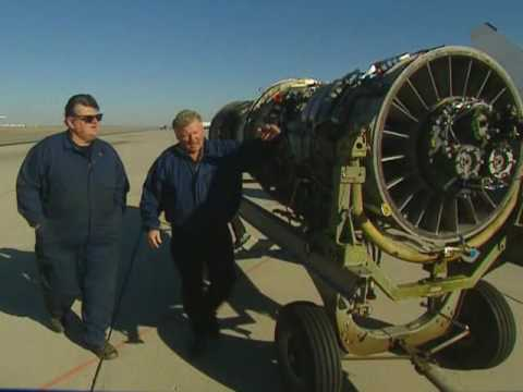Coltranes Planes and Automobiles - 6of6 - Jet Engine