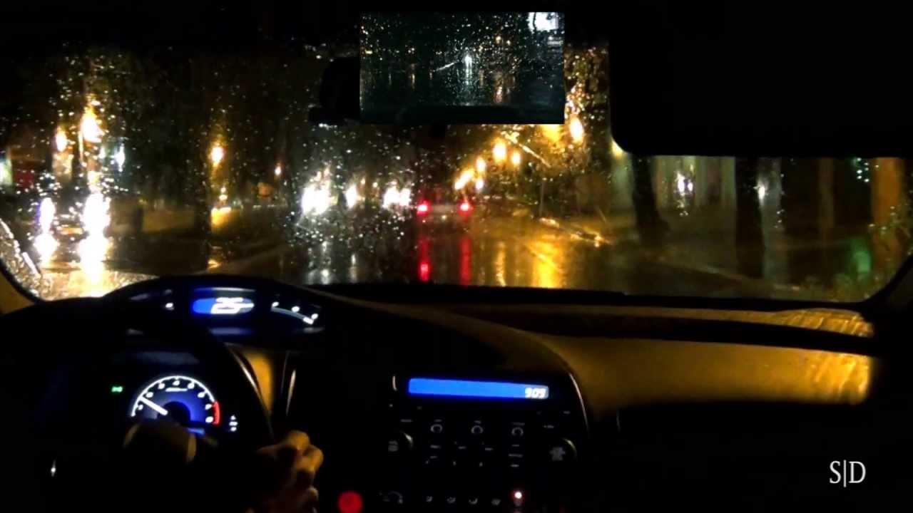 van how to drive around city