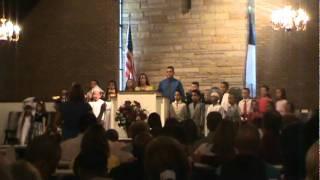 "Three Rivers Baptist Academy Graduation 2010 ""Jesus Loves Me"""