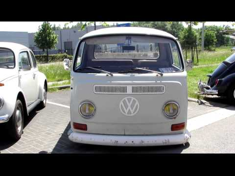 lowered vw type2 t2a pick up