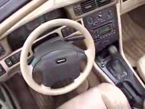 2000 Volvo C70 - YouTube