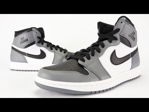 super popular 47256 b6c1c Air Jordan 1 Rare Air Shadow Cool Grey Review + On Feet ...