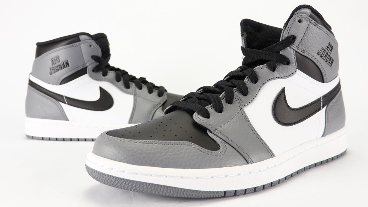 dc75f25a1ed Air Jordan 1 Rare Air Shadow Cool Grey Review + On Feet - YouTube