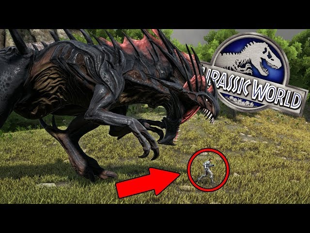 REAPER QUEEN! RECINTO ESPECIAL ABERRATION JURASSIC WORLD ARK PARK 2