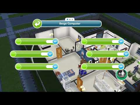 The Sims Freeplay – DIY Homes: Lovey-Dovey Balcony / Research Competitors On A Computer