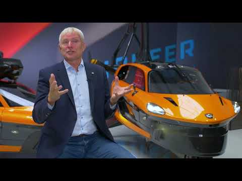 PAL-V CEO talks about the amazing flying car