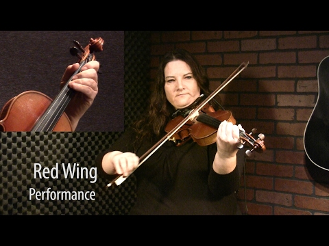 Red Wing - Fiddle Lesson by Patti Kusturok