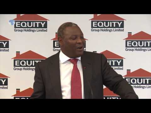 Equity Bank Focuses On Growing Deposits To Shore Up Revenue