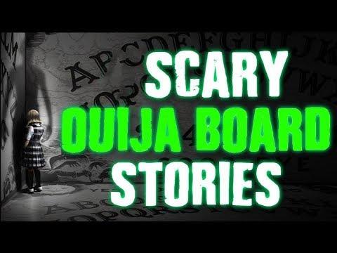 21 True Creepy Paranormal Ouija Board Demonic Ghost Horror Stories