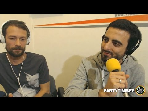 Patko and Panda Dub feat Mayd Hubb at Party Time Reggae Radio Show - 18 Octobre 2015