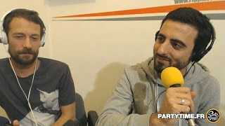 Patko and Panda Dub feat Mayd Hubb at Party Time Reggae Radio Show - 18 Octobre 2015