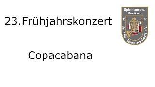 23.Frühjahrskonzert - Copacabana