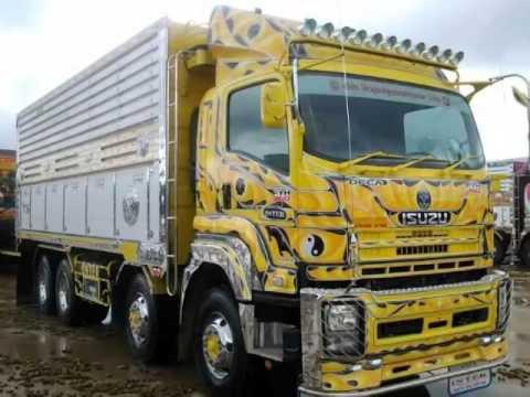 The Trucks beautiful of Thailand (สิงห์รถบรรทุกสวยงามแห่งประเทศไทย)