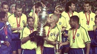Ronaldo Copa America 1997 Show