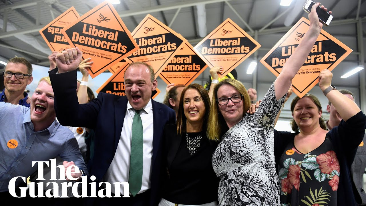 Lib Dems win Brecon and Radnorshire byelection, cutting Johnson ...