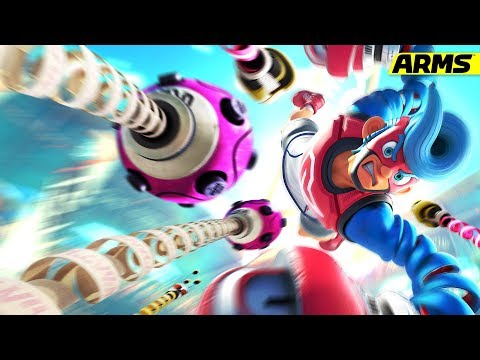 【ARMS】すまん、重度のARMS中毒者だったわ