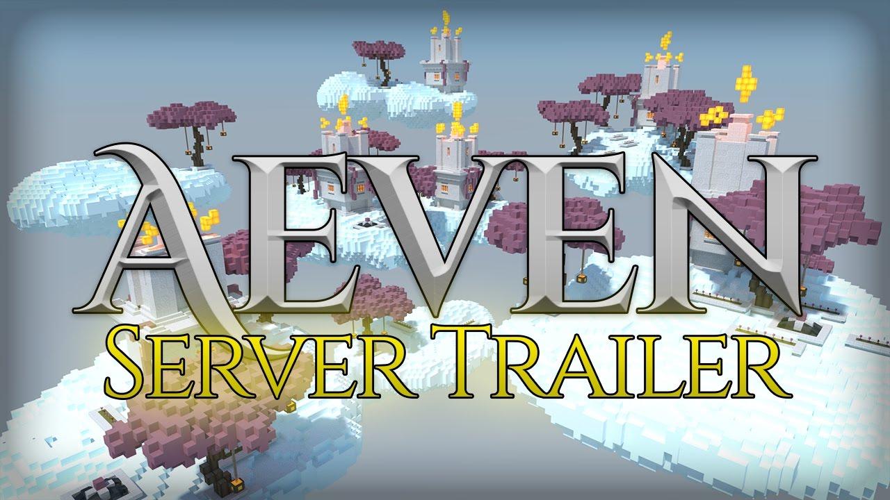 Aeven: Server Trailer - Minecraft MMO