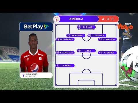 Junior vs América (Previa) | Superliga 2020